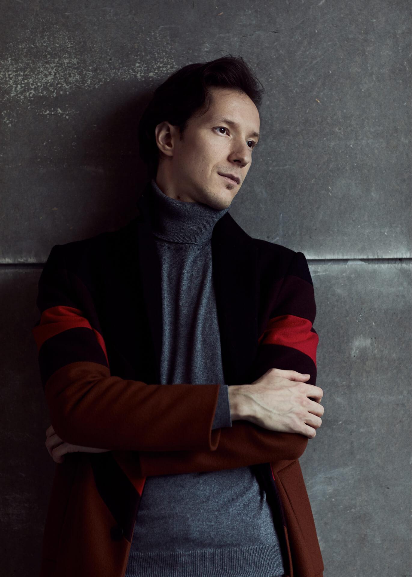 Portrætfoto af mand